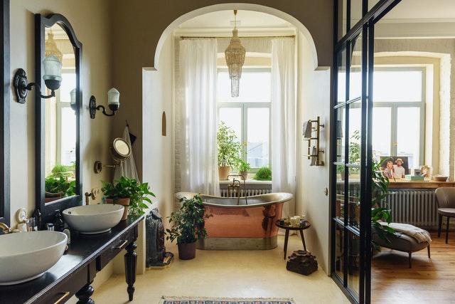 De ideale badkamer